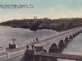 ca. 1905 ~ John Street Bridge, Appleton, Wis.