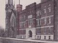 ca. 1910 ~ Armory & Presbyterian Church, Appleton, Wis.