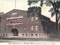 New Armory, Co. I, Neenah, Wis. Presented by S. A. Cook