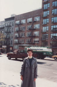 649 2nd Avenue, NYC. October 1987