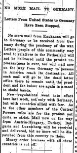 Kaukauna Times, 20 Apr 1917
