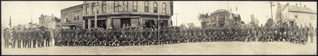 Chilton Homecoming, 20 Sep 1919