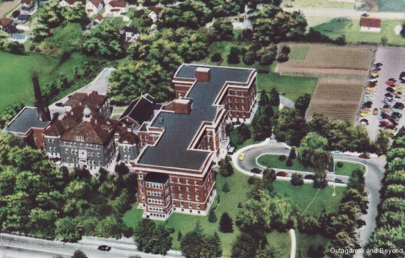 ca. 1950 ~ St. Elizabeth Hospital