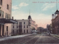 ca. 1909 ~ Oneida St. looking South, Appleton, Wis.