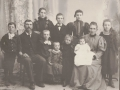 1896 ~ James Campbell Family