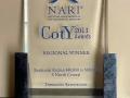 2013 COtY Award