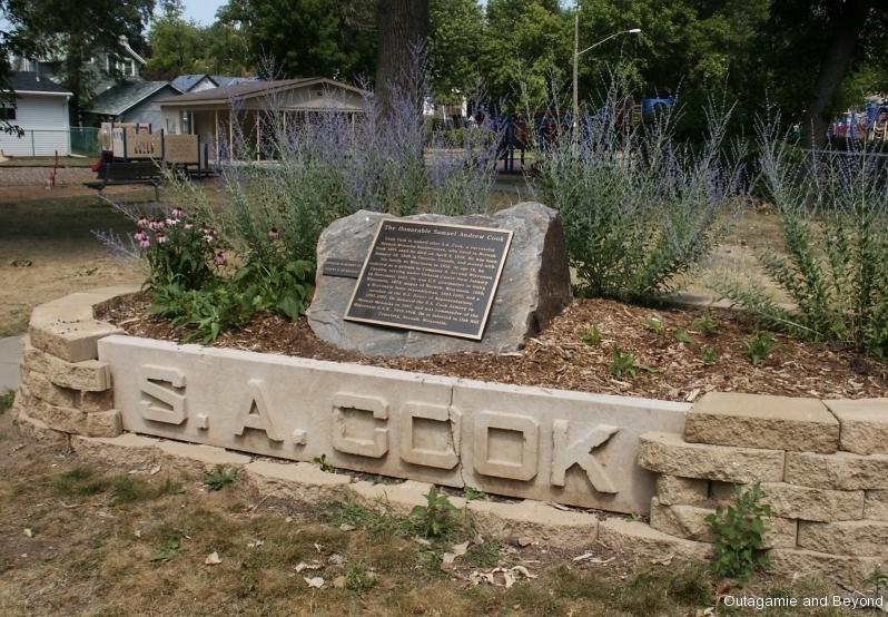 2007 ~ Cook Park, Neenah, Wisconsin